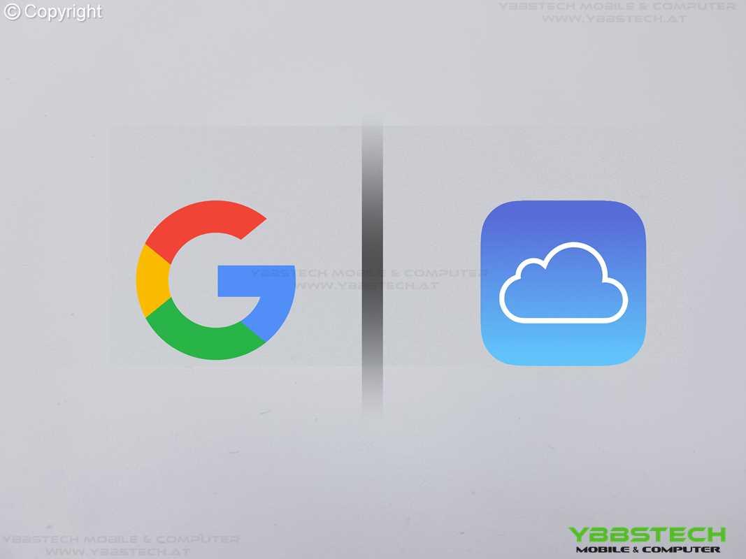 Google Sperre Icloud sperre