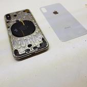 iPhone X Backglas